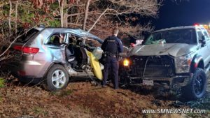 Three Injured After Serious Motor Vehicle Accident in California