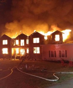 2-Alarm Early Morning House Fire Under Investigation in Dunkirk