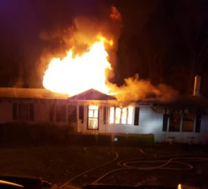 Early Morning House Fire in Lexington Park Under Investigation