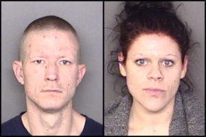Mechanicsville Couple Arrested After Caught Shooting up Heroin in a Vehicle