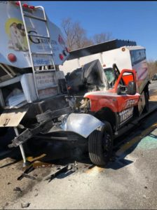 Expect Delays in White Sands Area After Motor Vehicle Accident