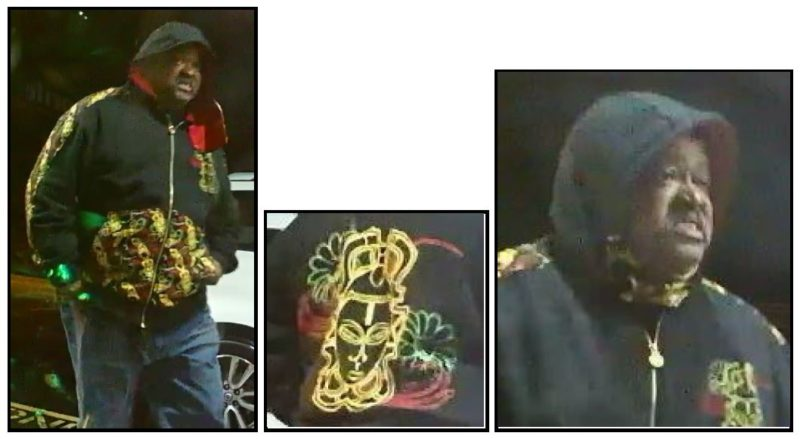 Police in Calvert County Seeking Public's Help in Identifying Theft Suspect in Dunkirk