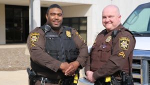 Routine Prisoner Transport for Charles County Corrections Officers Turns into Life-Saving Event