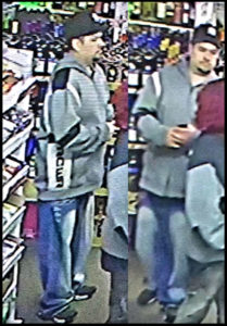 St. Mary's County Sheriff's Office Seeking Public's Help Identifying Theft Suspect