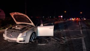 Street Racing Leads to Motor Vehicle Accident in Great Mills