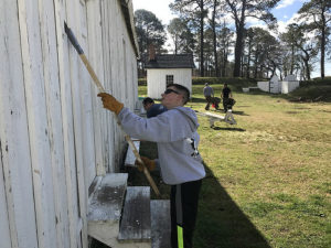 Point Lookout State Park Hosts Cleanup at Historic Civil War Site