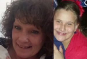 Wendy Welch, 52, and Stephanie Link, 13