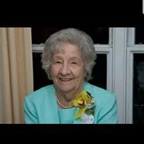 Mary Louise Hood, 96