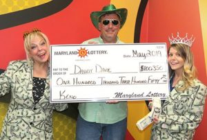 Lunchtime Keno Wager Gives Charles County Family a $100,350 Prize