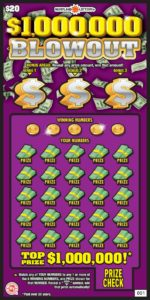 Lusby Scratch-Off Player Among Seven $10,000 Winners in State