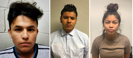 Prince George's County Police Department Arrest Three Suspects for Murder of 14-Year-Old Girl