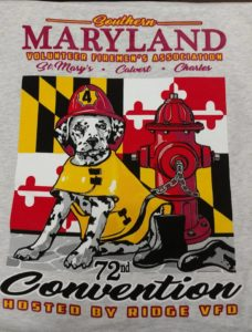 Annual Southern Maryland Volunteer Firemen's Association Parade to be Held this Sunday in Ridge