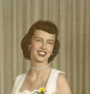 Marjorie Hickman Janes, 80