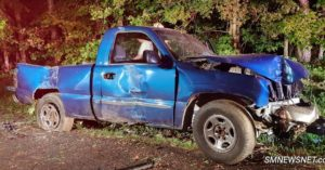 One Injured After Late Night Motor Vehicle Accident in California