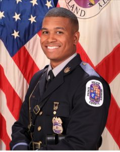 Prince George's County Police Department Mourns the Loss of Off-Duty Police Officer