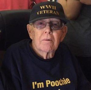 William Harrison (Pooch, Poochie) Robrecht, 92