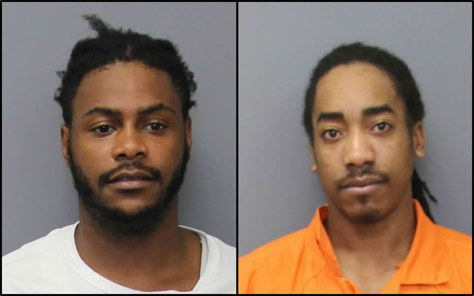 Detectives in Charles County Arrest Two Men in Connection with Murder of Walter Thomas on Fairchild Court