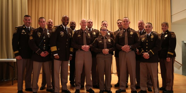 Charles County Sheriffs Office Welcomes Three New Correctional Officers
