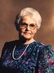 """Elizabeth """"Betty"""" Lankford, 93"""