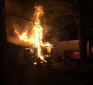 House Fire in St. Leonard Ruled Arson by Fire Marshal