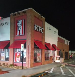 Early Morning Fire at KFC in La Plata Under Investigation
