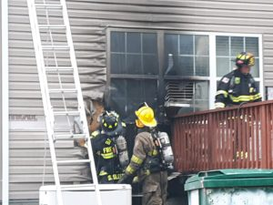 UPDATE: Vacant House Fire in Hughesville Deemed Accidental Due to Carpenter Fan Left on