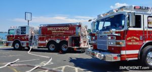 Stove Fire at Stoney's Seafood House Quickly Extinguished by Firefighters