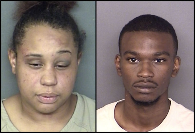 Two Arrested on Drug and Gun Charges After Police Investigate Another Report of Shots Fired in Lexington Park