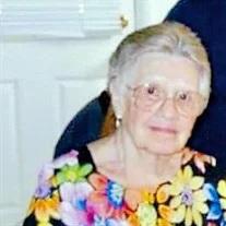 Joanna Bell Holtzclaw, 85