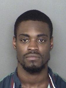 Christopher Lamont Carter, age 23 of Lexington Park