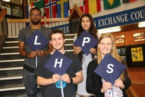 La Plata High School Holds Graduation Ceremony May 31
