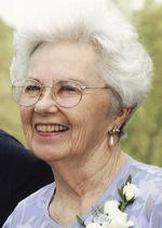 Elizabeth Jane Downs, 90