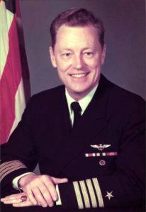 """CAPT Richard V. """"Dick"""" Wilson, Jr., 88"""