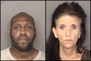 St. Mary's County Sheriff's Office Vice Narcotics Division Make Arrest