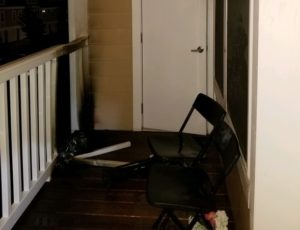 Sprinklers Save Apartment in Waldorf After Improperly Discarded Smoking Materials Start Fire