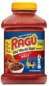RAGÚ Recalls Three Flavored Pasta Sauces Due to Possible Plastic Fragment Contamination