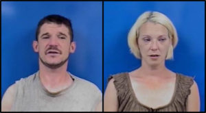 Couple Found Passed out in Parking Lot in Chesapeake Beach Charged with Possession of Heroin