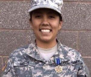 Oriana Sherezade Motta Gaitan, 27 of North Beach