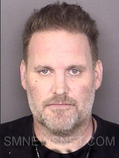 Matthew Joseph Lusby, 46, of Mechanicsville