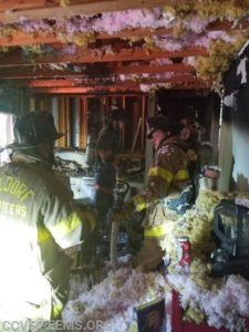 Firefighters Quickly Extinguish Kitchen Fire in Waldorf