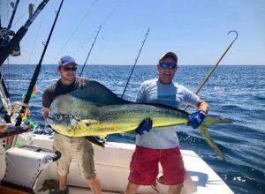 Cambridge Angler Reels in Record 72-Pound Mahi Mahi Near Ocean City