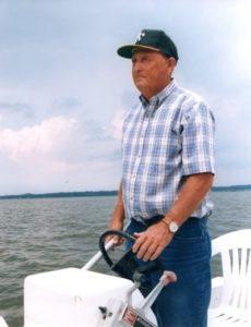 John (Johnny Boy) Bernard Yates, 81