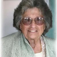 Jane Mathilda Gerber Samadi, 92
