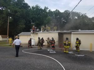 UPDATE: Fire at White Plains Moose Lodge Deemed Accidental by Fire Marshal