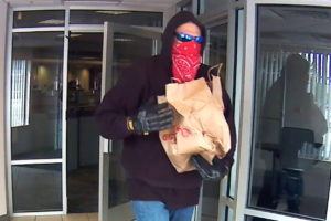 UPDATE: Man who Robbed Liquor Store in Lexington Park Also Robbed SunTrust Bank in California
