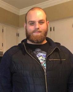 Samuel Brent Talton, 24, of Charlotte Hall.