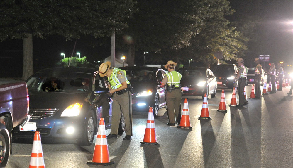 Exclusive Video: Police in St  Mary's County Conducted a DUI