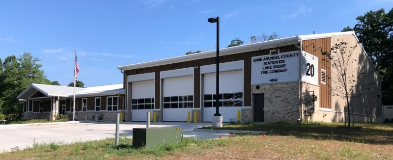 Veteran Lake Shore Firefighter Suffers Medical Emergency Preparing to Respond to Call in Anne Arundel County Firehouse
