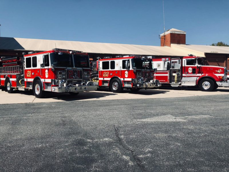 Prince Frederick Volunteer Fire Department Invites Public to Attend Southern Maryland Fireman's Association Apparatus Muster on Sunday, October 13, 2019