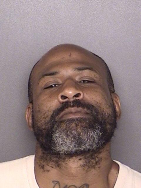 Derrick Clifton Marshall, 40 of no fixed address